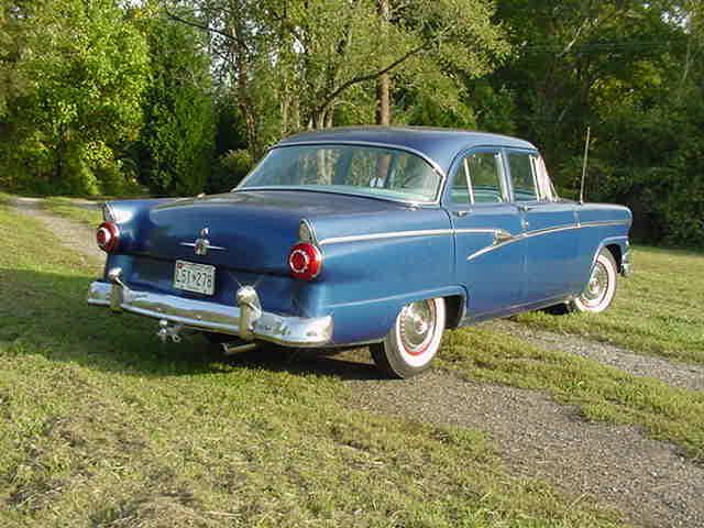 Ford Mainline 1952 - 1956 Sedan #5