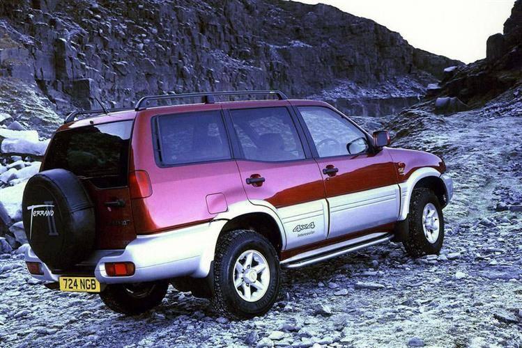 Nissan Mistral 1993 - 1999 SUV 5 door #3