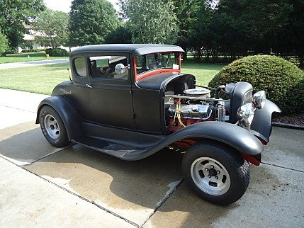 Ford Model A 1927 - 1931 Hatchback 3 door #2