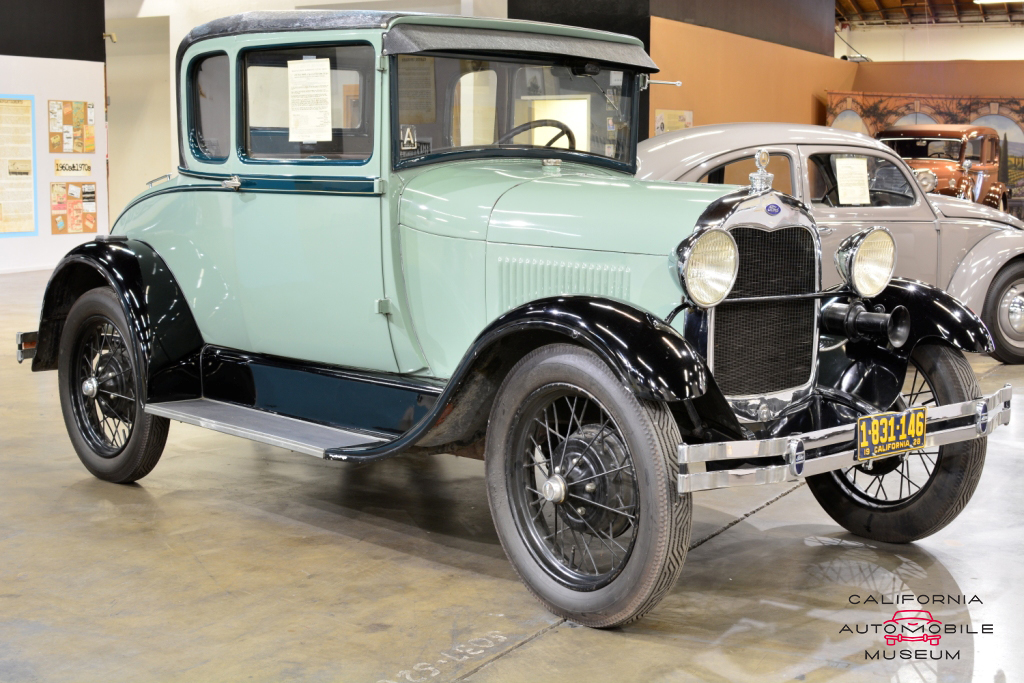 Ford Model A 1927 - 1931 Hatchback 3 door #3
