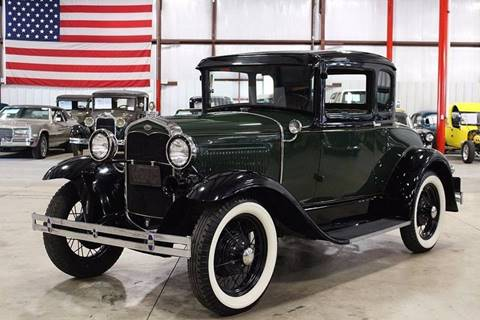 Ford Model A 1927 - 1931 Hatchback 3 door #7