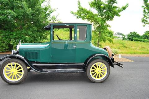 Ford Model A 1927 - 1931 Hatchback 3 door #8