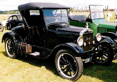 Ford Model T 1908 - 1927 Cabriolet #7