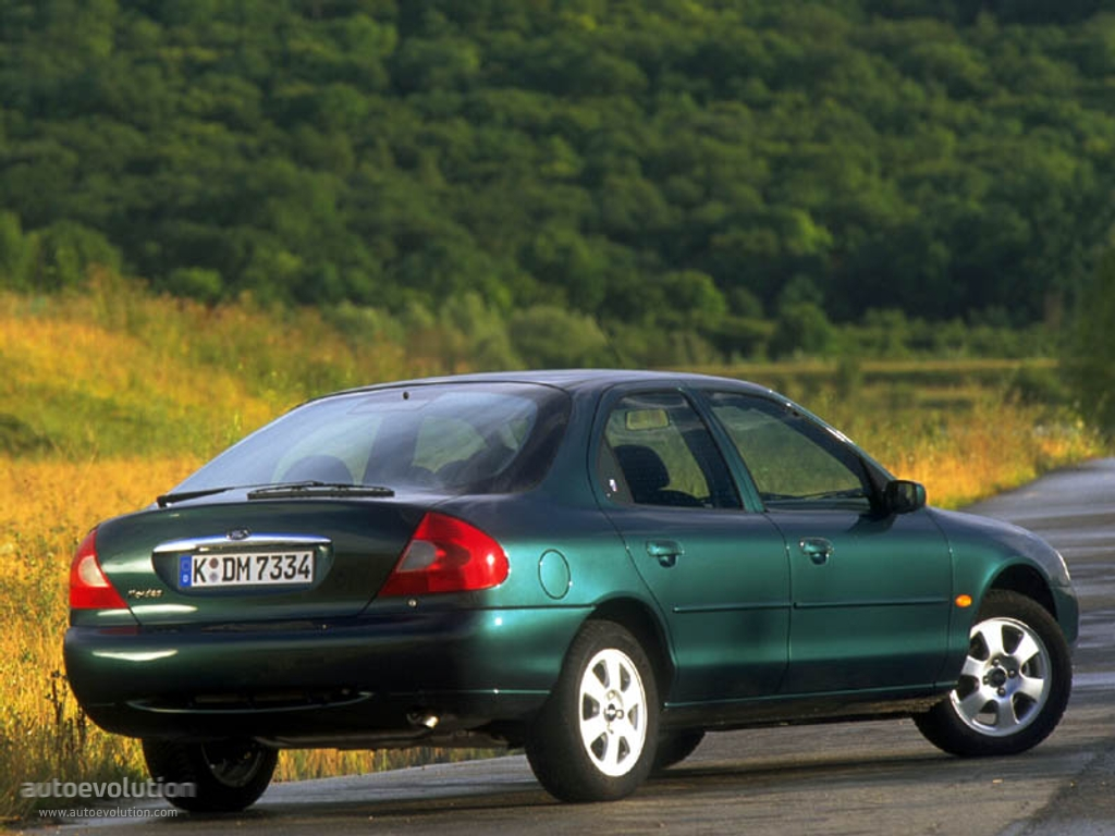 Ford Mondeo II 1996 - 2000 Liftback #8