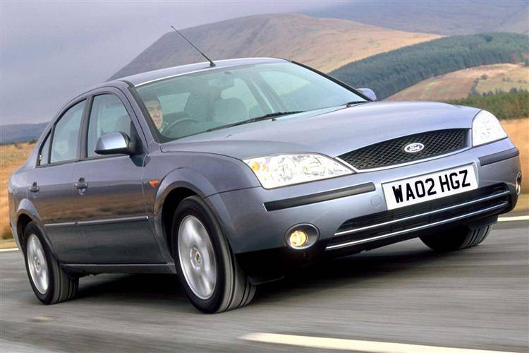 Ford Mondeo II 1996 - 2000 Liftback #1