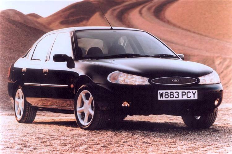 Ford Mondeo II 1996 - 2000 Sedan #4