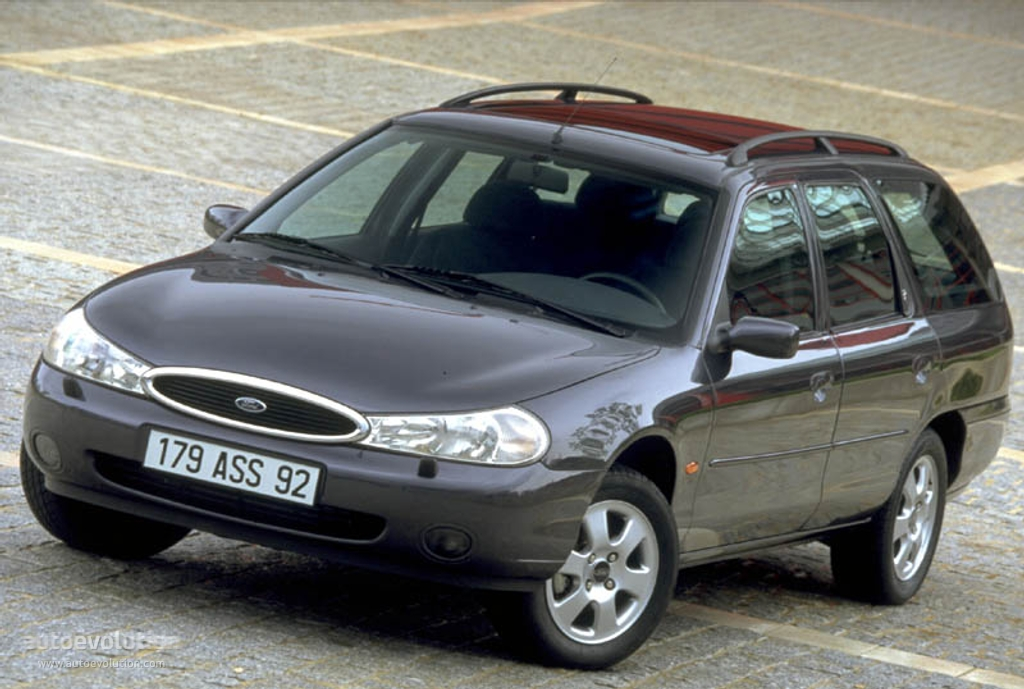 Ford Mondeo II 1996 - 2000 Station wagon 5 door #5