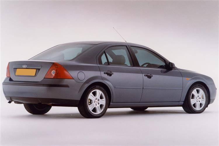 Ford Mondeo III 2000 - 2003 Liftback #6