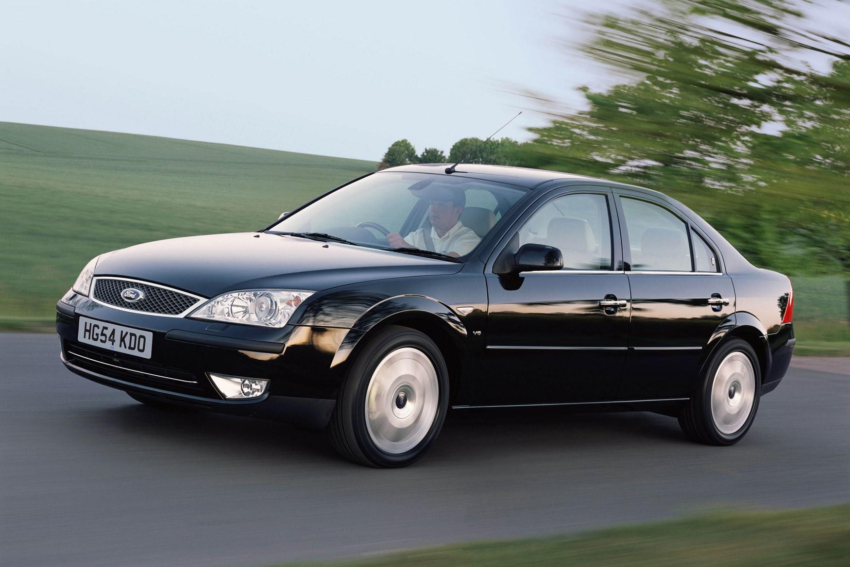 Ford Mondeo III 2000 - 2003 Liftback #4