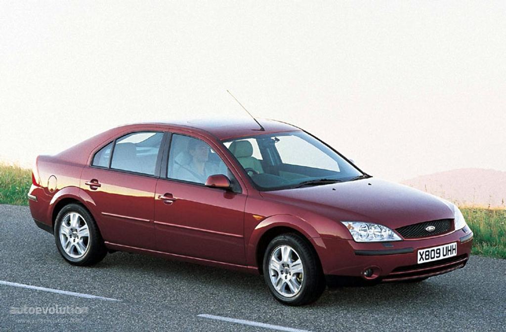 Ford Mondeo III 2000 - 2003 Liftback #3