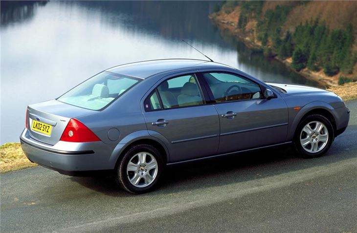 Ford Mondeo III Restyling 2003 - 2007 Station wagon 5 door #3