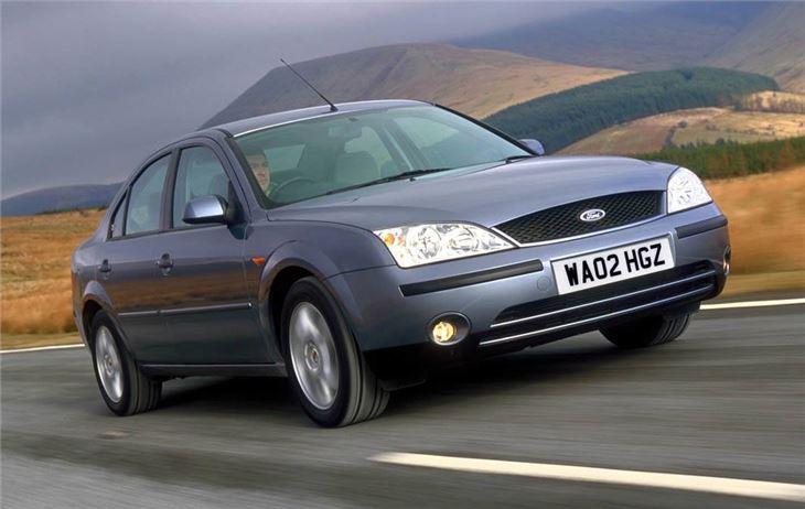 Ford Mondeo III 2000 - 2003 Liftback #2
