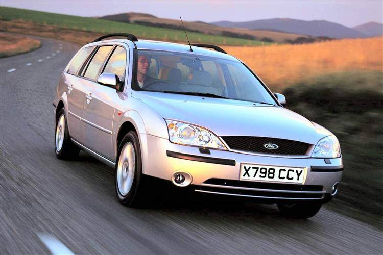Ford Mondeo III Restyling 2003 - 2007 Station wagon 5 door #8