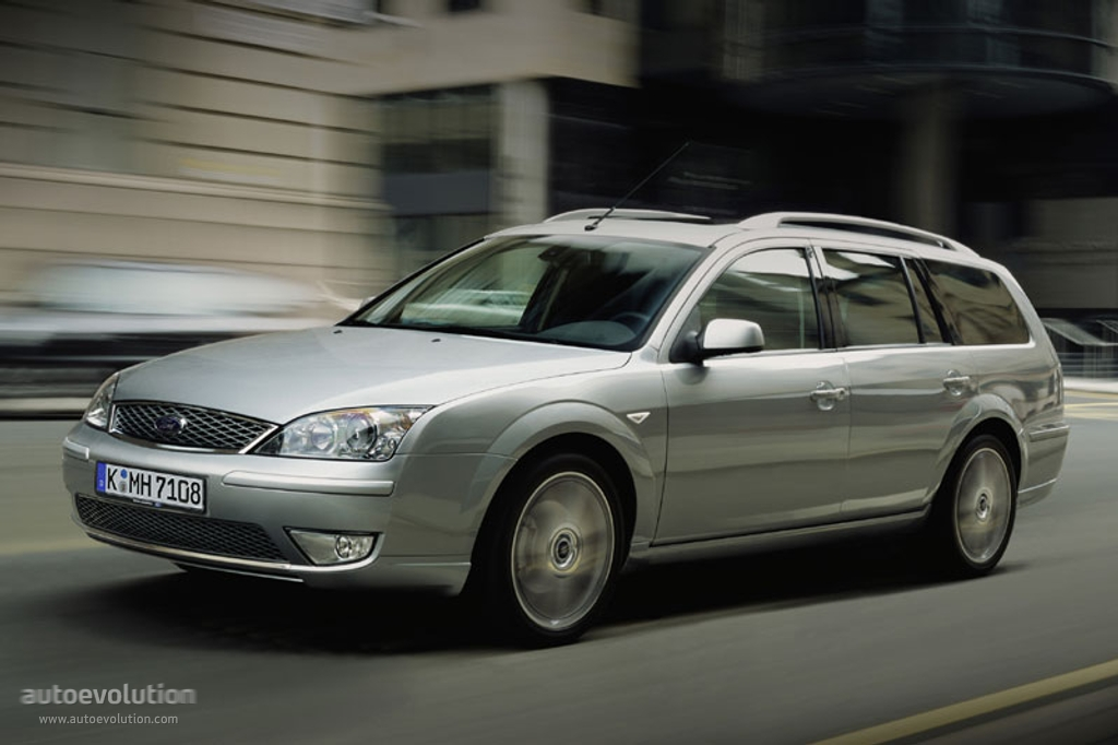 Ford Mondeo III Restyling 2003 - 2007 Station wagon 5 door #1