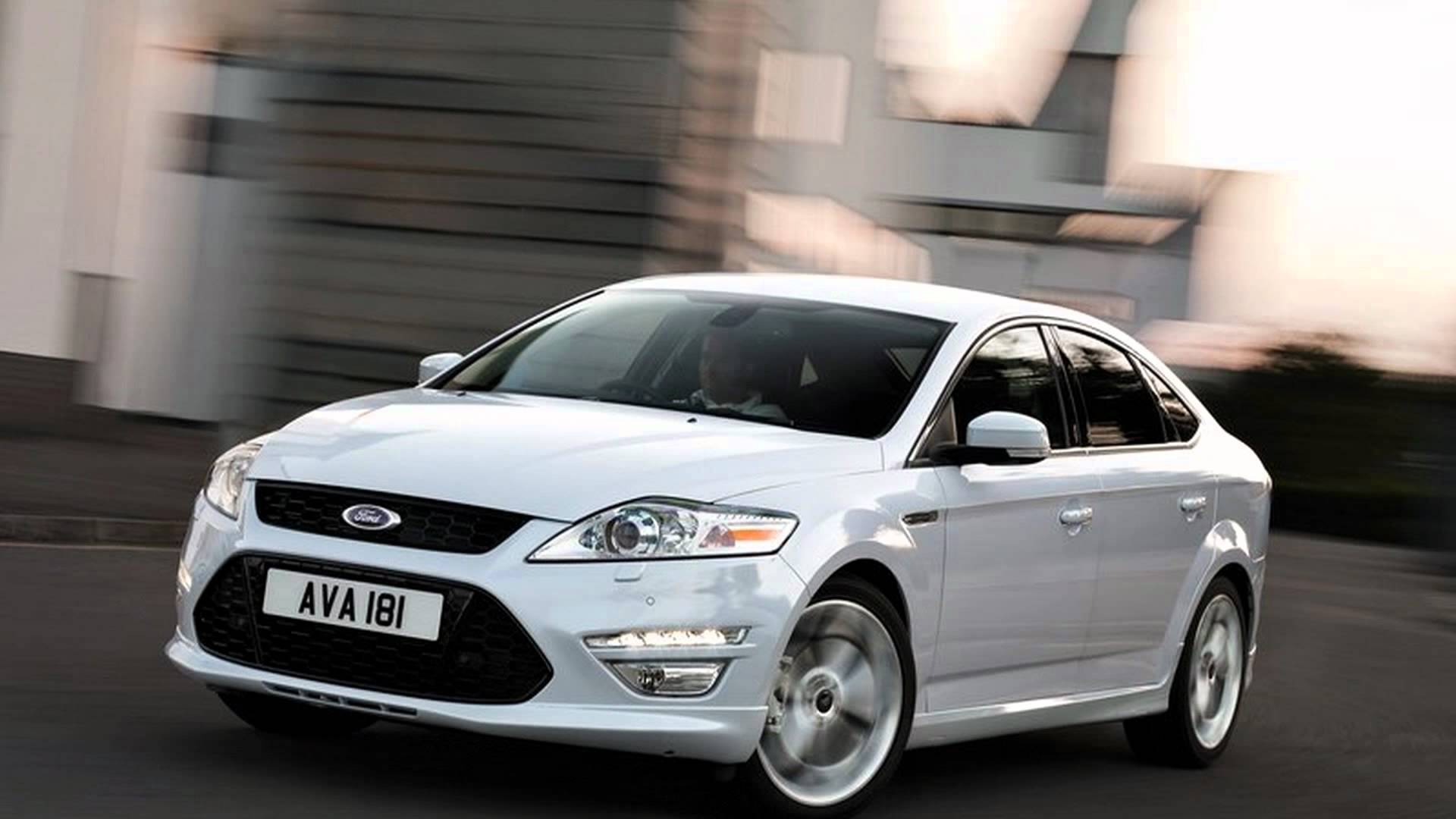 Ford Mondeo IV Restyling 2010 - 2015 Liftback #2