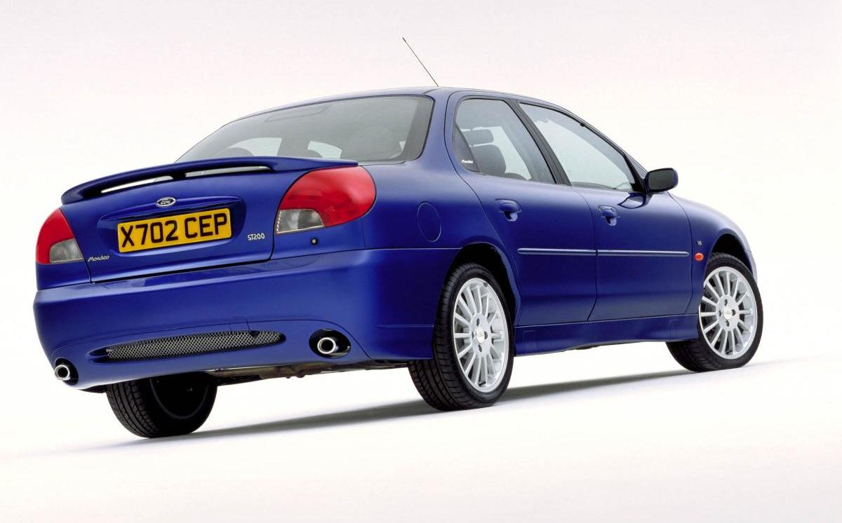 Ford Mondeo ST II 1999 - 2000 Hatchback 5 door #5