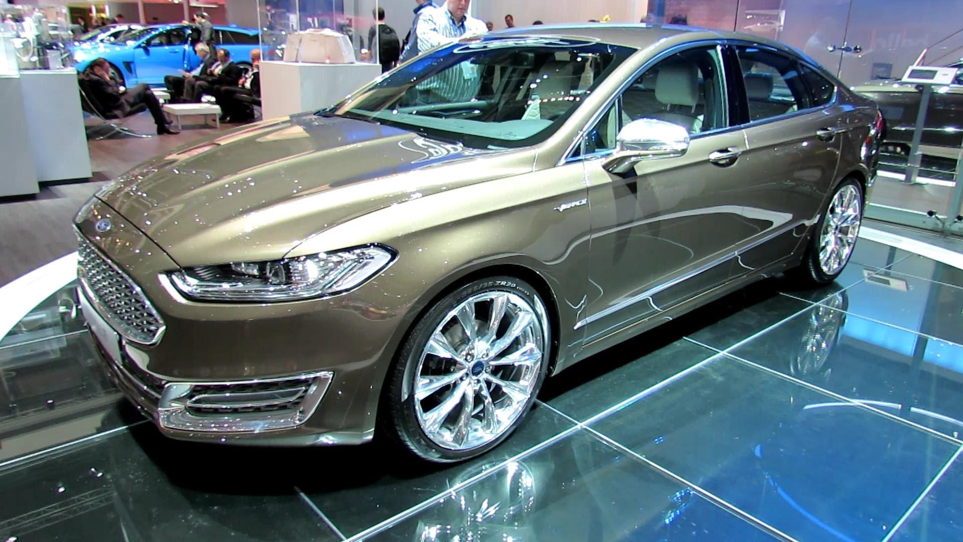 Ford Mondeo V 2014 - now Liftback #6