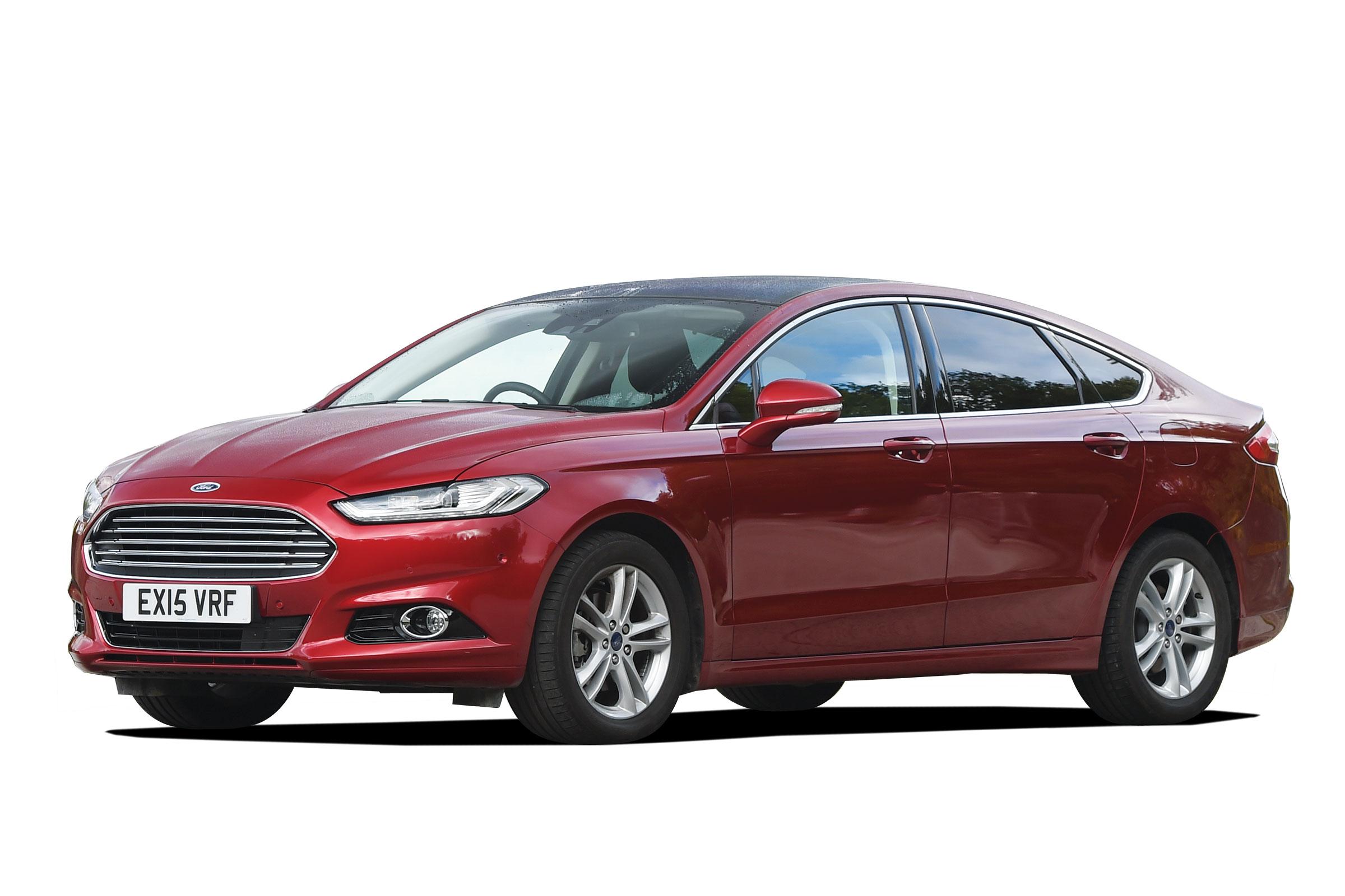 Ford Mondeo V 2014 - now Liftback #5