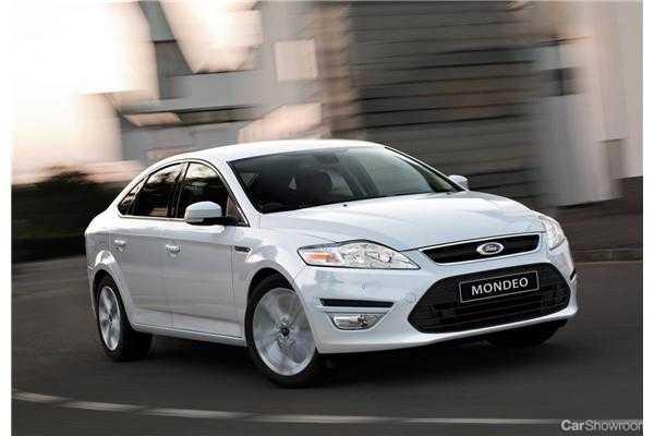 Ford Mondeo V 2014 - now Liftback #2
