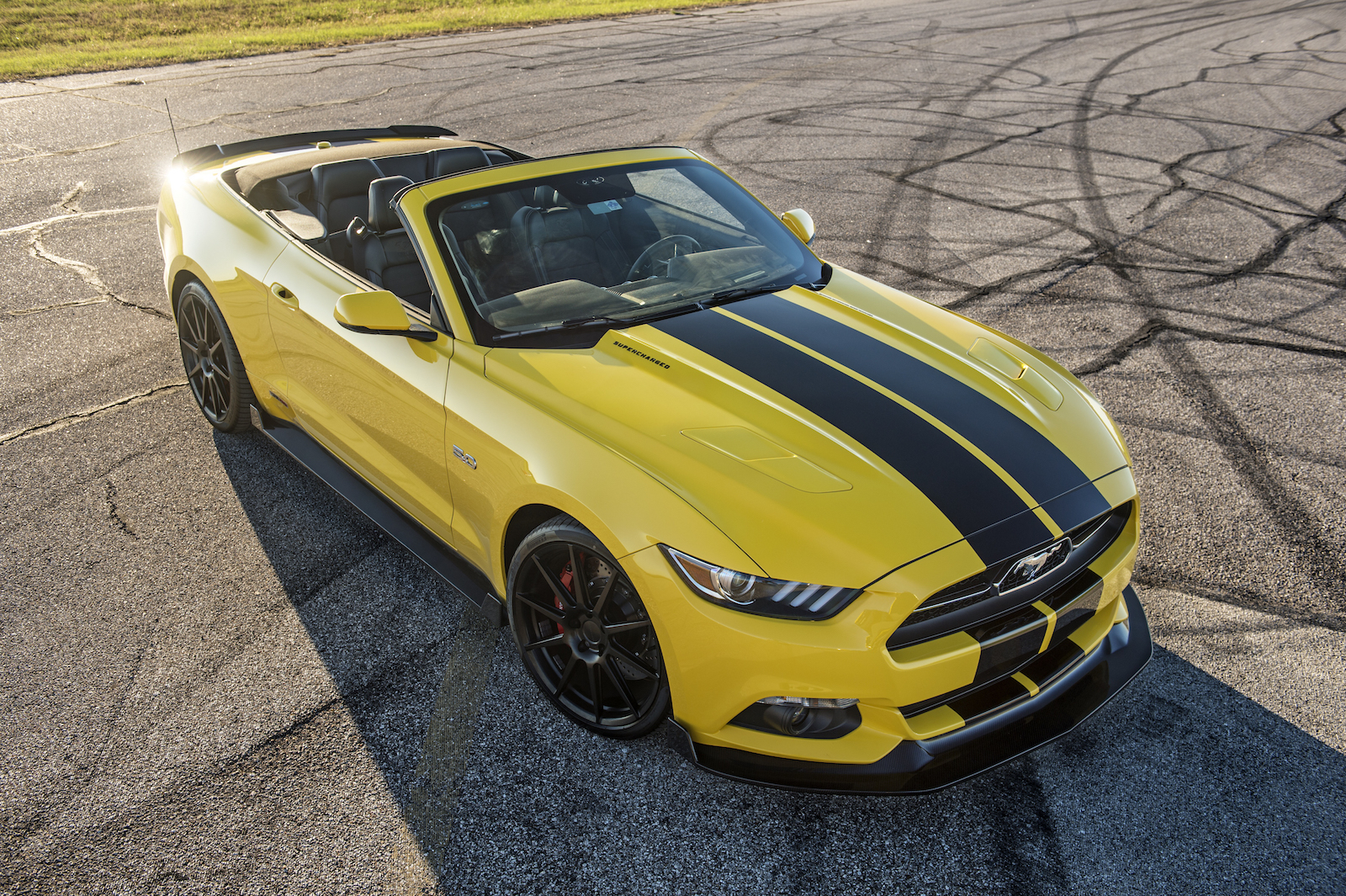 Ford Mustang VI Restyling 2017 - now Cabriolet #1