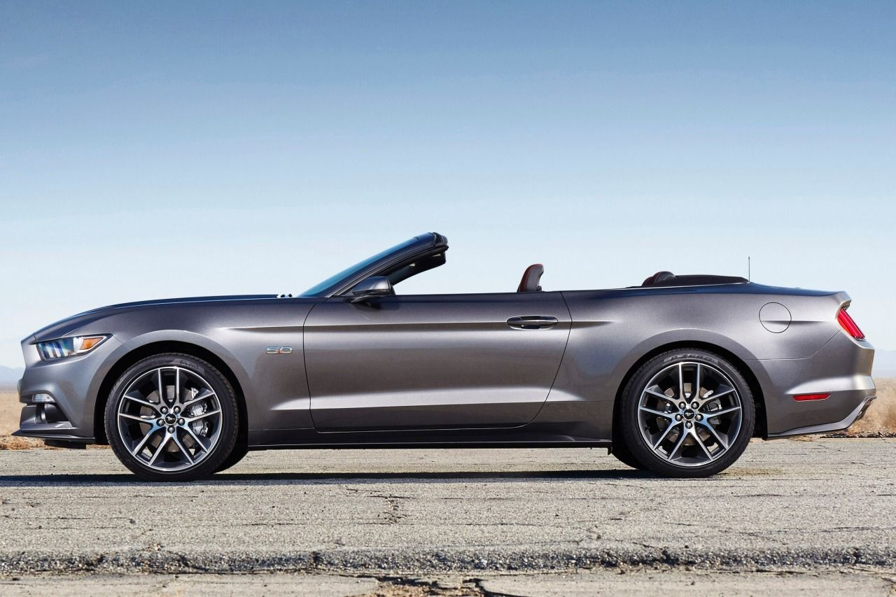Ford Mustang VI Restyling 2017 - now Cabriolet #5
