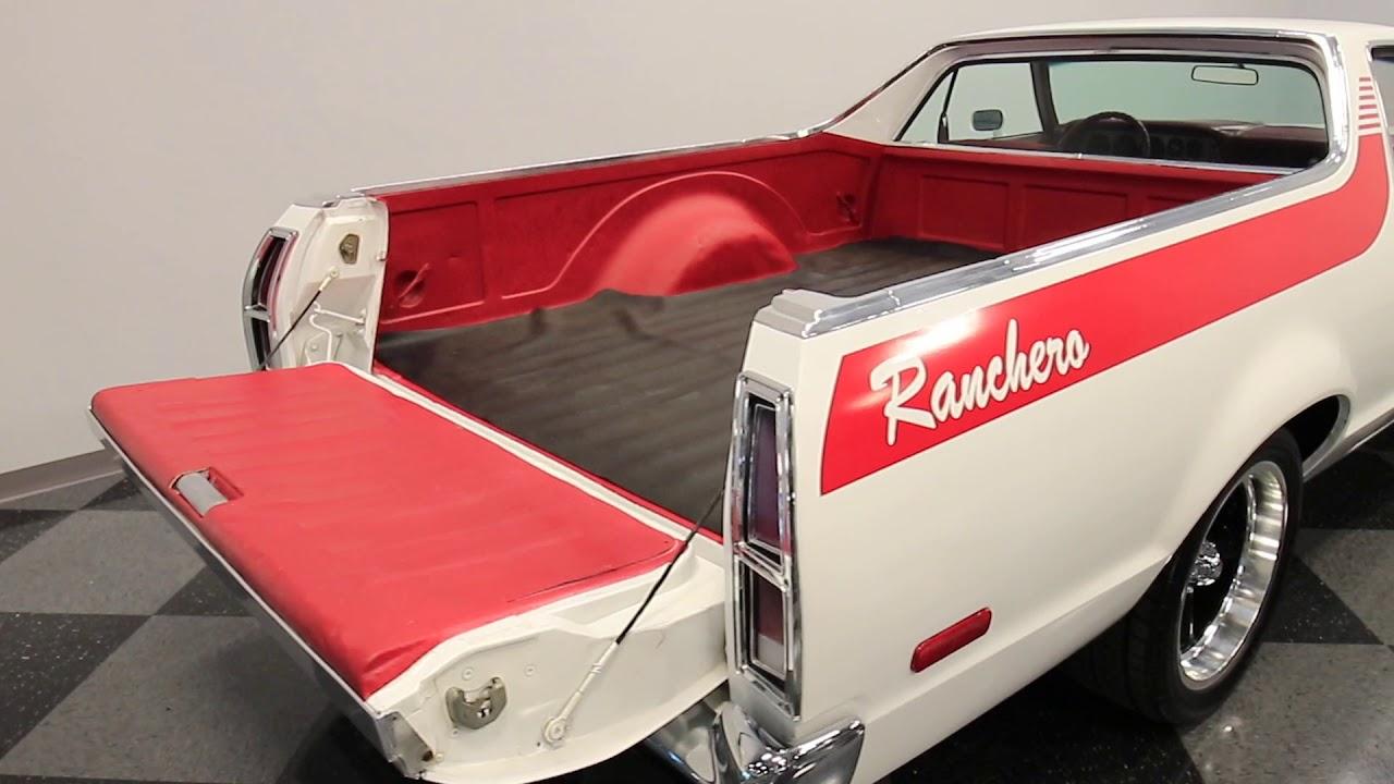 Ford Ranchero VI 1972 - 1976 Pickup #1