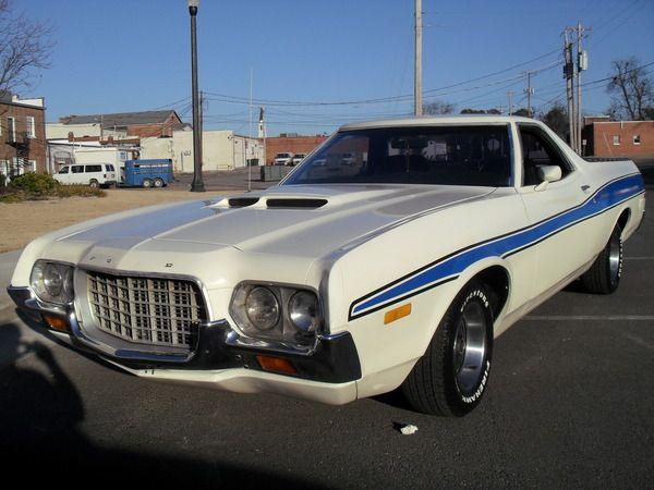 Ford Ranchero VI 1972 - 1976 Pickup #6