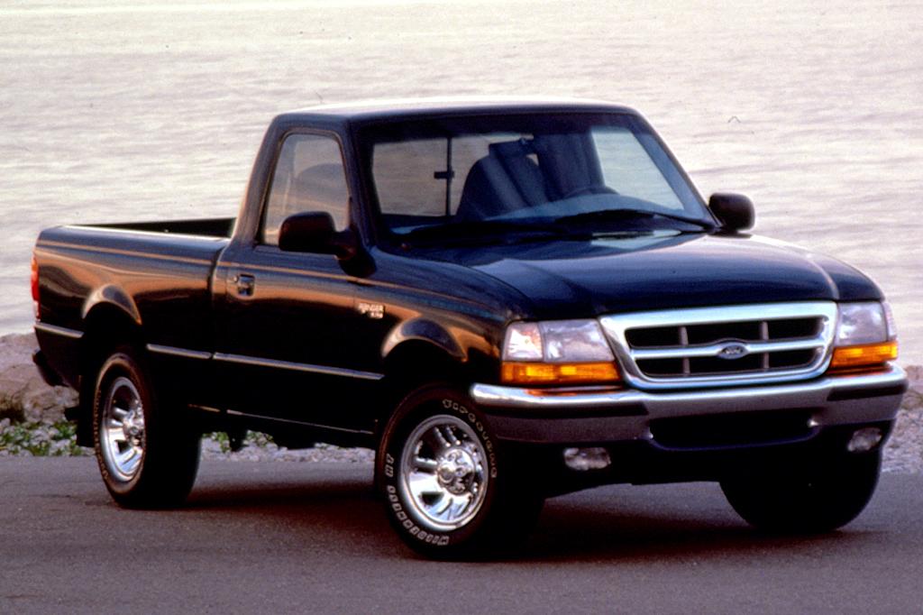 Ford Ranger (North America) III 1998 - 2011 Pickup