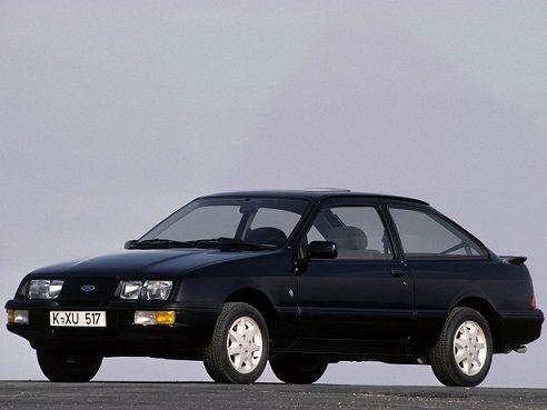 Ford Sierra I Restyling 1987 - 1993 Hatchback 3 door #7