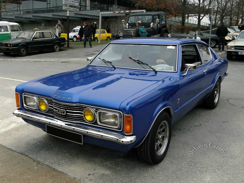 Ford Taunus I 1970 - 1976 Coupe #4