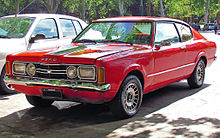 Ford Taunus I 1970 - 1976 Coupe #8