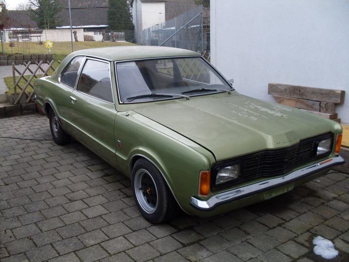 Ford Taunus I 1970 - 1976 Sedan #2