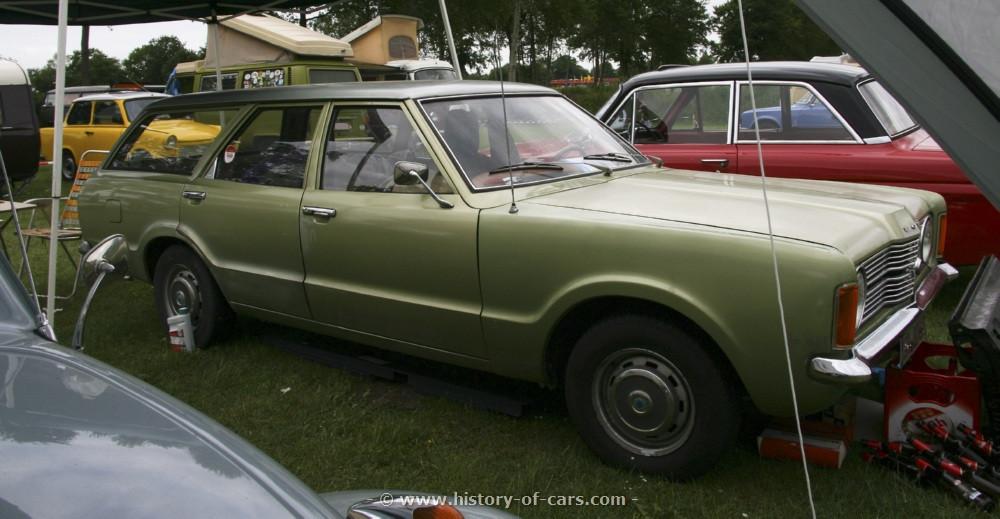 ford taunus i 1970 1976 station wagon 5 door. Black Bedroom Furniture Sets. Home Design Ideas