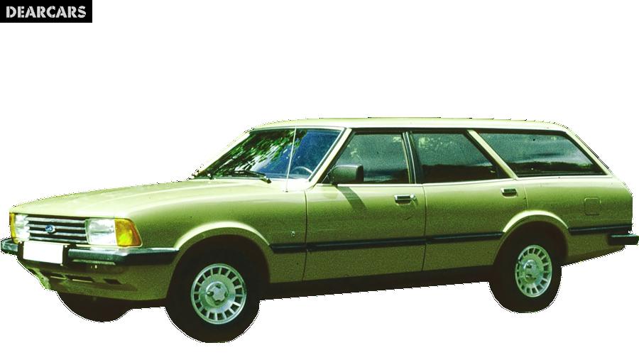 Ford Taunus III 1979 - 1982 Station wagon 5 door #2