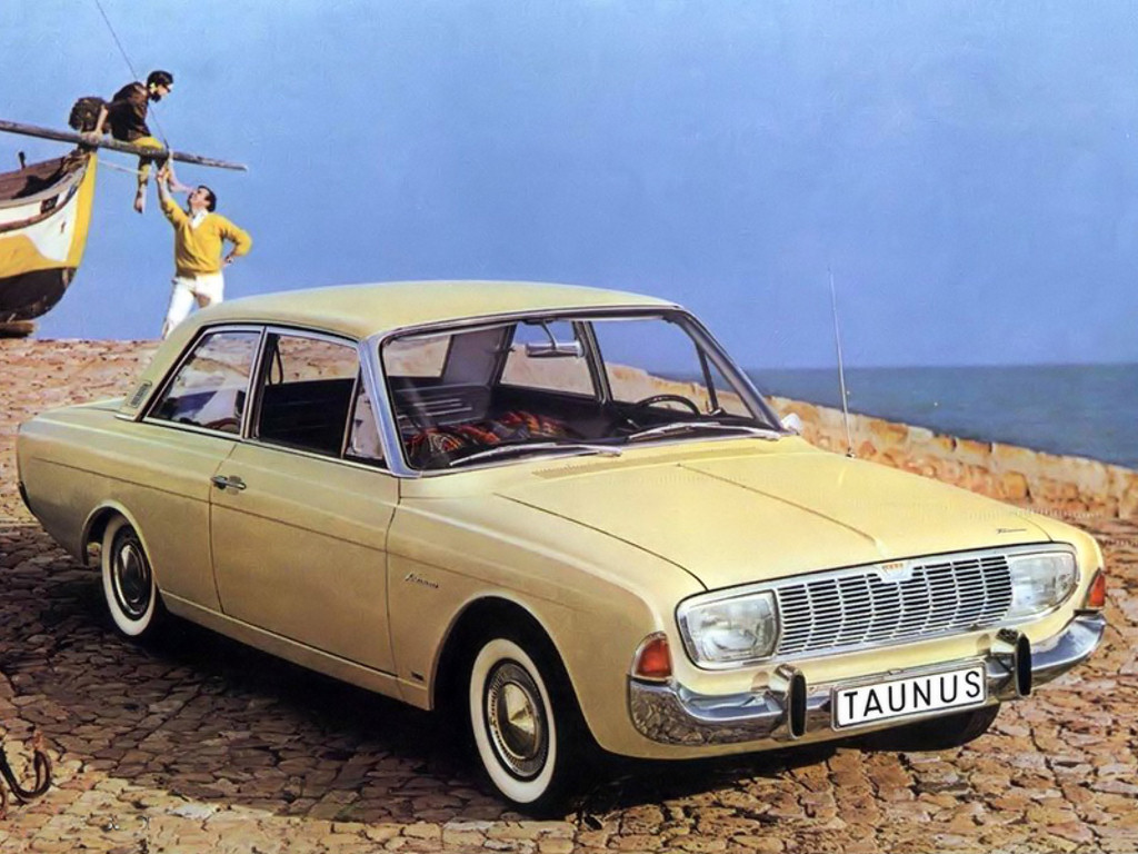 Ford Taunus P5 1964 - 1967 Station wagon 5 door #3