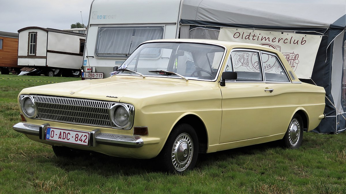 Ford Taunus P5 1964 - 1967 Station wagon 5 door #2