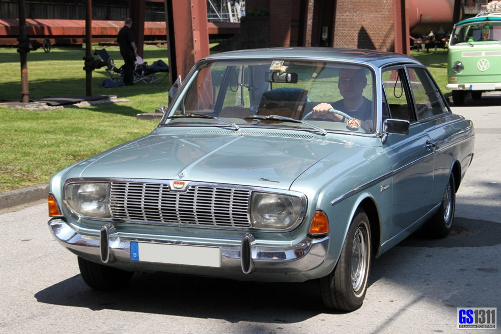 Ford Taunus P5 1964 - 1967 Station wagon 5 door #4