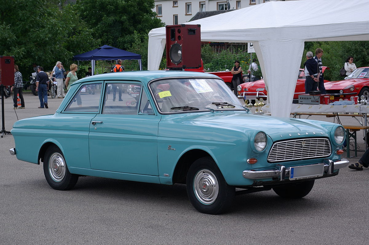Ford Taunus P5 1964 - 1967 Station wagon 5 door #6