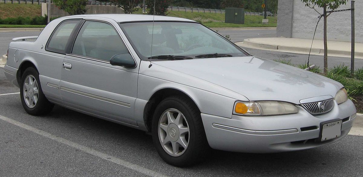 Mercury Cougar VIII 1998 - 2002 Coupe #7