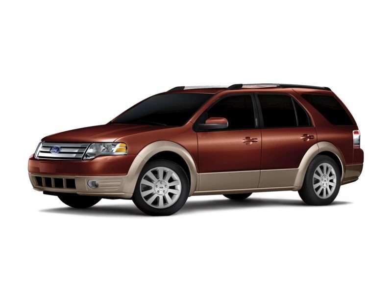 Ford Taurus X 2007 - 2009 SUV 5 door #1