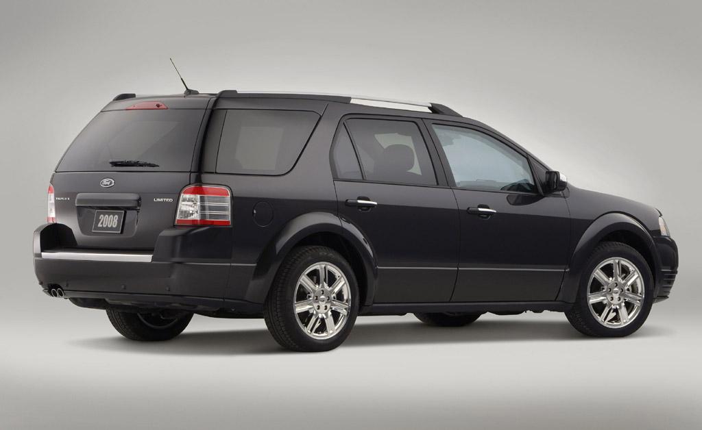 Ford Taurus X 2007 - 2009 SUV 5 door #5