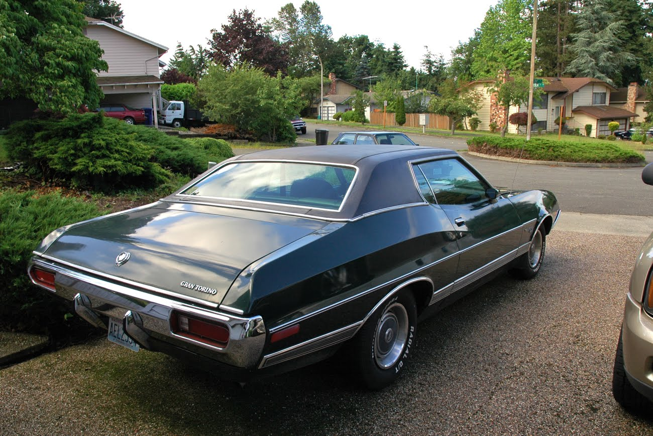 Ford Torino Iii 1972 1976 Coupe Outstanding Cars