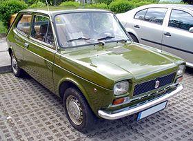 Fiat 127 1971 - 1987 Station wagon 3 door #7