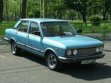 Fiat 132 1972 - 1982 Sedan #8