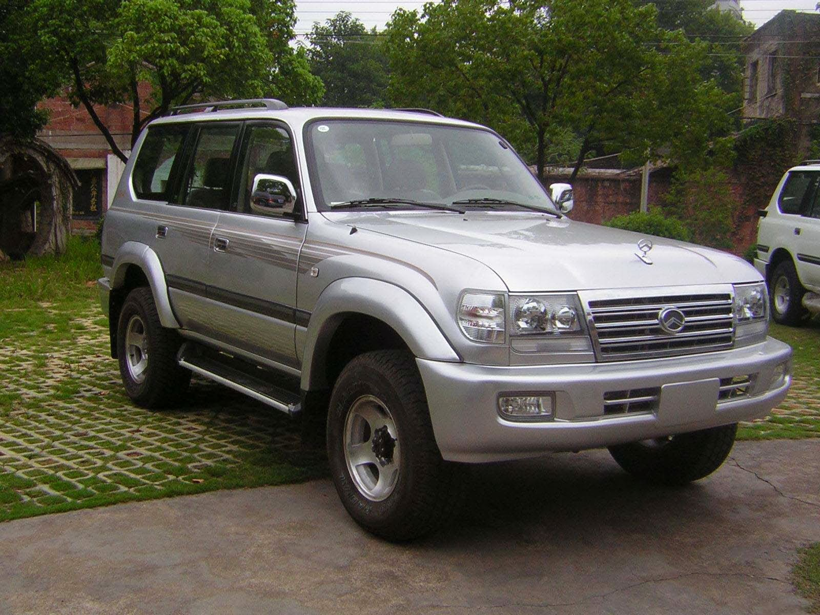 Fuqi 6500 (Land King) 2005 - now SUV 5 door #2