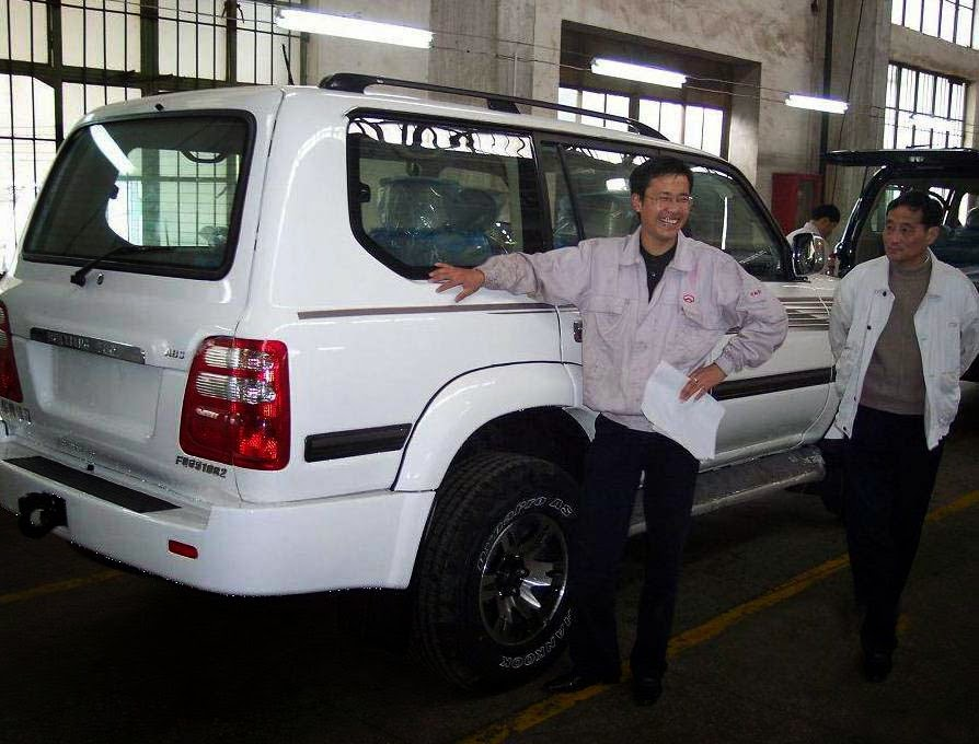 Fuqi 6500 (Land King) 2005 - now SUV 5 door #1