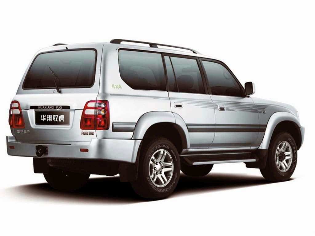 Fuqi 6500 (Land King) 2005 - now SUV 5 door #6