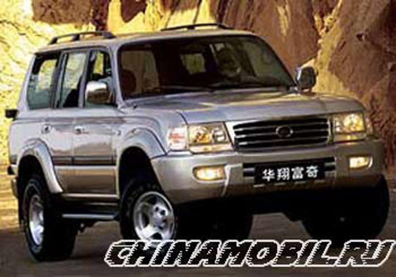 Fuqi 6500 (Land King) 2005 - now SUV 5 door #8