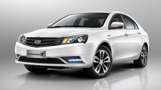 Geely GC6 2014 - 2016 Sedan #3