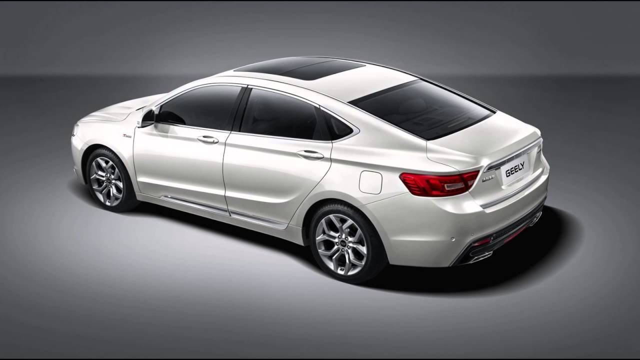 Geely Emgrand GT 2017 - now Sedan #8